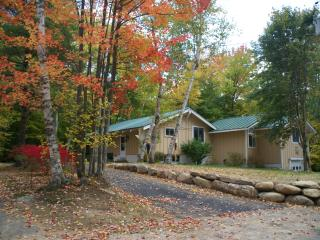 Roomy Chalet w/Covered Porch & Large Yard, North Conway