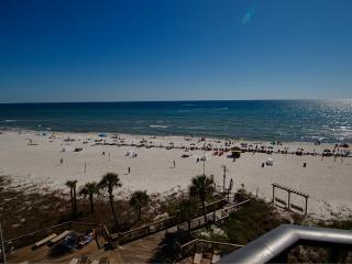 *OASIS* 1bed 1bath BEACH FRONT, Panama City Beach