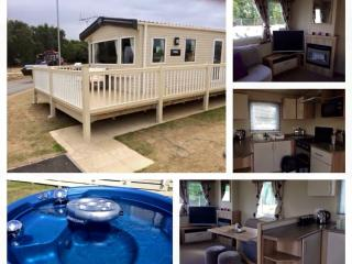 Luxury Caravan Rental, Tattershall