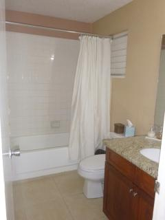 Each bedroom has a private ensuite bathroom