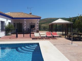Casa rural de vacaciones en el Sur del Tórcal, Almogia