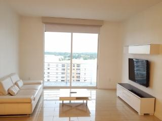 The Aventura Palace 2 Bed & 2 Bath.