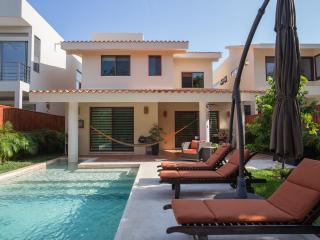 Villa for rent in Puerto Aventuras