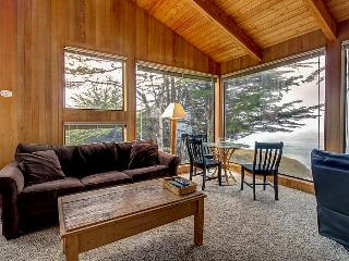 Dog-friendly oceanfront home w/ gorgeous views, a private hot tub & shared pool!, Sea Ranch