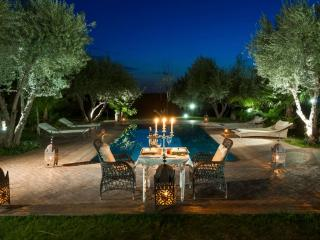 Luxury villa in Marrakech, Ourika