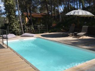 Casa con piscina ambiente ibicenco, Sitges