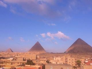 Pyramids' View Studio 25$/ Night, Giza