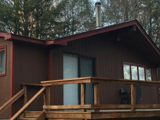 New Outdoor Hot Tub at Belleayre Chalet!!!!