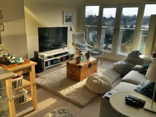 Modern, light, penthouse apartment near London, Hemel Hempstead