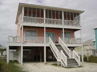 Morgantown beach house 4 bedroom 2.5 baths beachview, Fort Morgan
