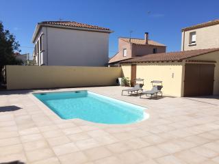 Villa au bord de mer avec piscine, Le Grau d'Agde