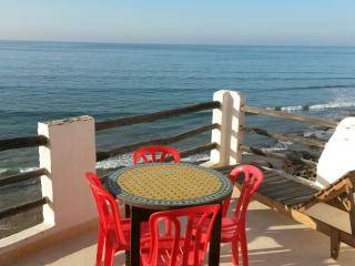 beautiful balconey sea view in taghazout village, Taghazout