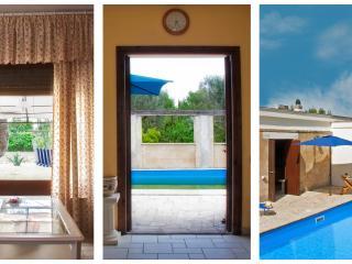 Villa con piscina Mancaversa Gallipoli