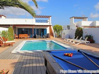 Casa Rossi, Playa Blanca