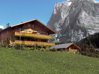 Pfingsteggsunne, Grindelwald