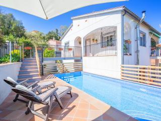 Preciosa villa con piscina privada, Lloret de Mar