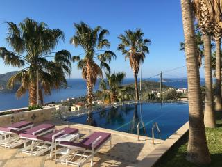 Stunning Kalkan apartment with panoramic sea views