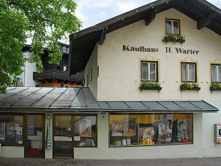 Kaufhaus Warther, Kaprun