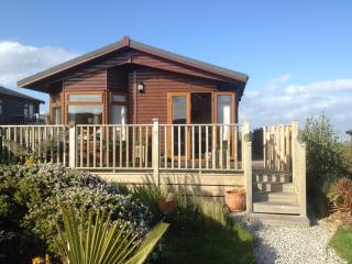 Sea view Lodge at Whitsand Bay (privately owned)
