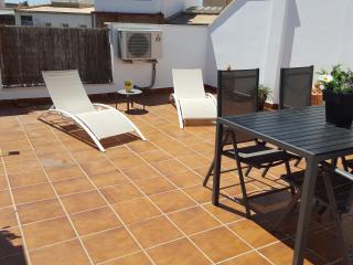 Malaga centro,2D,5pax,terraz,5min Plz.Constitución MA/05242
