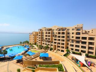 Family apartment at Samarah Dead Sea Resort, Amman