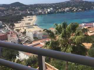 Apartamento con maravillosas vistas al mar, Santa Ponsa