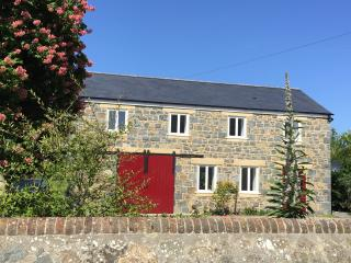 Architect designed converted barn, Vale