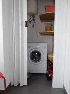 washing machine, boiler