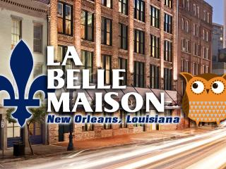 Wyndham La Belle Maison 1BR Equipped Condo!, New Orleans