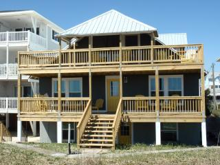 The Carolina Beach House Unit D, The Seahorse
