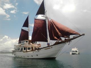Luxury Sailing Phinisi Cajoma 4