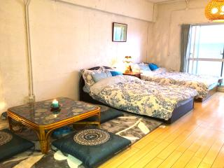 Modern Luxuary Apt 5min from Shin Osaka station 2