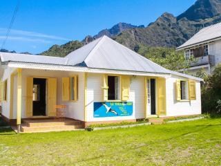 LE TAILLE VENT Meublé de tourisme à Cilaos