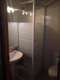 Second bathroom ( shower,WC)
