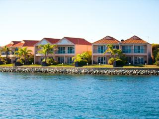 Port Lincoln Marina Townhouses Waterfront on Island - Port Lincoln Marina Townhouse Waterfront Island 2/14