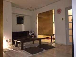 2 bedroom & 1 living room 7mins Shin-Osaka station