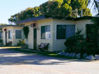 Port Lincoln Caravan & Cabin Park - Budget Twin Share Cabins, North Shields