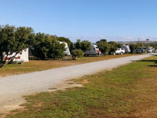 Port Lincoln Caravan Park - Upowered Sites, North Shields