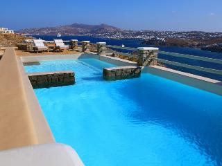 Blue Villas | Sophia | Elegance with a view, Ornos