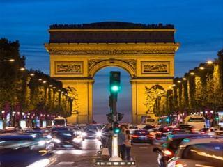 Penthouse Berri Champs-Elysées, Paris