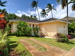 Private Poipu Kai cottage -  within walking distance to beach.