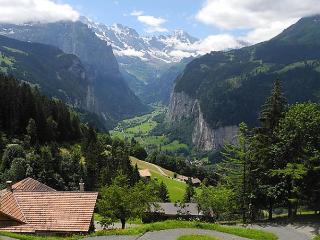 Jungfrau an der Ledi, Lauterbrunnen