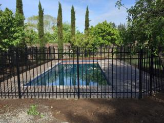 wine country escape, hot tub, pool, playground, Santa Rosa