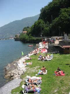 La Riva di Gittana beach
