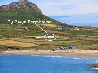 Ty Gwyn Farmhouse