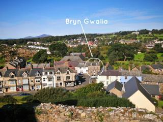 Bryn Gwalia, Criccieth