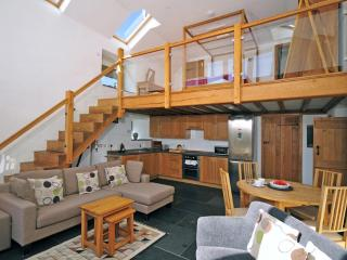 Holiday cottage with a splendid Welsh panorama