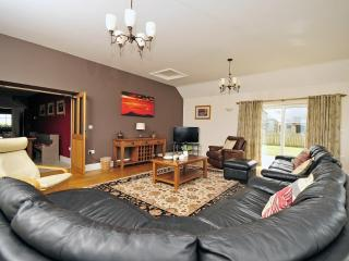 Holiday cottage Wales by the sea - lounge