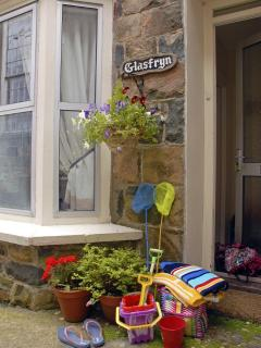 Family holiday cottage Newport Pembrokeshire