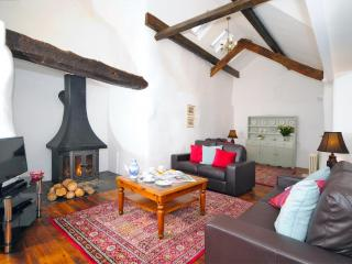 Holiday cottage Llanbedr - lounge